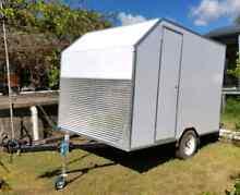 Enclosed trailer, motorbike go karts Logan Village Logan Area Preview