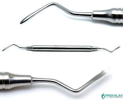 Dental Heidbrink 2-3 Elevators Root Tip Pick Surgical Premium Instruments