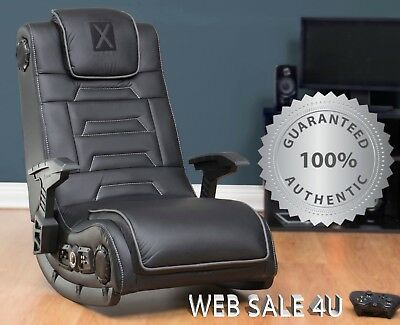 Used, X Rocker Pro® Wireless Gaming Chair Sound Video Game Subwoofer Vibration Xbox   for sale  USA