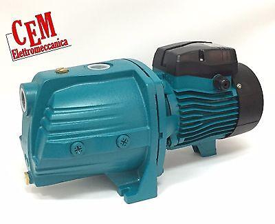 Elettropompa autoclave AJm75 hp 1 - Pompa monofase autodescante girante INOX 304