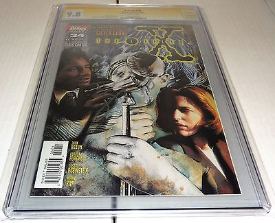 X-Files #24 CGC SS 9.8 Signature Autograph DAVID DUCHOVNY Signed Topps Comics