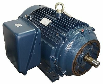 Marathon 100 Hp 3600 Rpm Tefc 208230460 V 405tsc 3 Phase Motor New Surplus