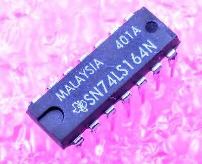 74ls164n - 8-bit Serial-inputparallel-output Shift Register. Lot 1 5 Or 10