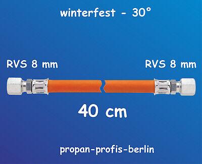 Propanschlauch 0,4 m/40 cm/400 mm Propangasschlauch (Propan Propangas PN 6)  ()