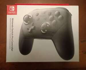 New Nintendo Switch Pro Controller $80 FIRM