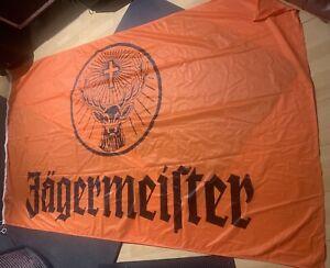 "Jagermeister Flag 55""x96"""