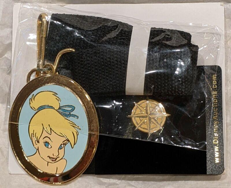 Disney Pin 30377 Disney Auctions PINS Tinker Bell Close-Up Lanyard Pin Set LE 1K