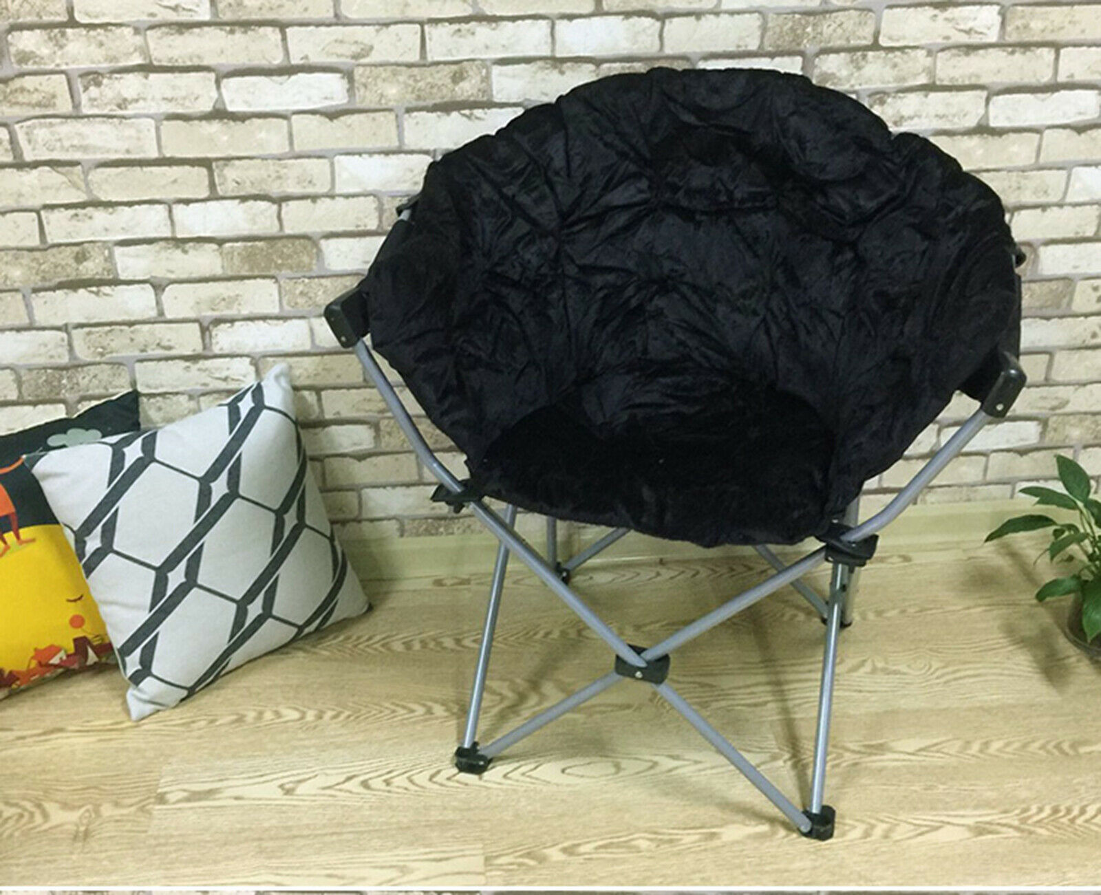 Large Saucer Moon Chair Gaming Chair Dorm Thanksgiving Gift