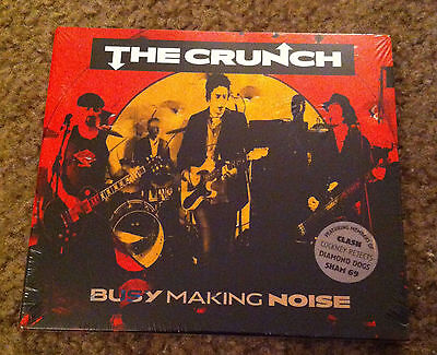 Crunch, The - Busy Making Noise (Cockney Rejects / Diamond Dogs / Sham 69)