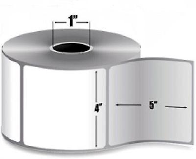 6 Rolls 4x5 Direct Thermal Shipping Desktop 300 Labels Pr Zebra Gx420t Lp2844