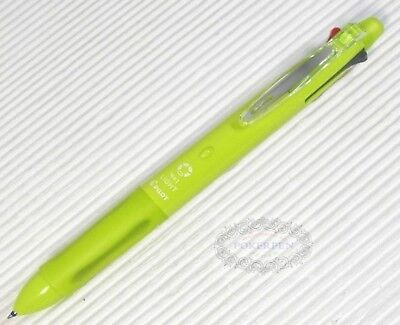 Free Ship Pilot Dr.grip 41 Light Ball Point Pen Mechanical Pencil Lime Green