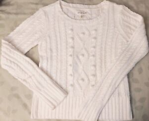 Excellent condition sweater - White