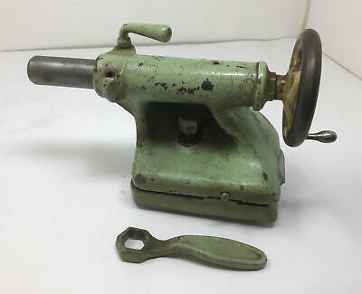 South Bend 9 Metal Lathe Tailstock Assembly W Wrench Free Ship