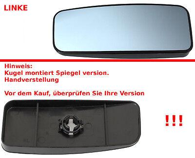 MERCEDES SPRINTER 906 VW CRAFTER 30-50 2E 2006- SPIEGELGLAS MANUELL KLEIN LINKS