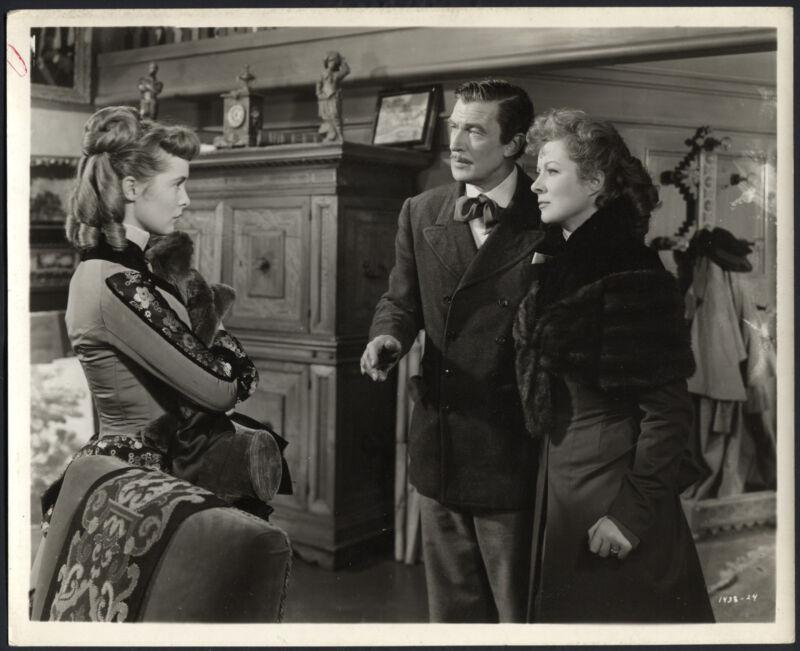 That Forsyte Woman '49 JANET LEIGH WALTER PIDGEON GREER GARSON
