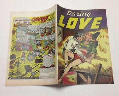 Daring Love #1 Photocopy REPLICA Comic Book, 1st Steve Ditko Art (see details)