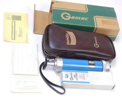 Bendix Gastec Gas Detector Sampling Tube Hand Pump 400 w 301 Accessories & Case