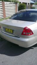 Holden Commodore Acclaim 2004 Mayfield East Newcastle Area Preview