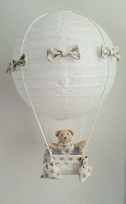Ballon Lampe Deckenlampe Kinderzimmer Dekoration Junge Mädchen Geschenk Geburt