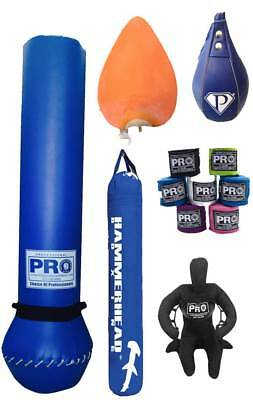 Muay Thai Heavy Bag Best for PUNCH BOXING Kick Boxing K1 MMA