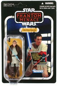 Star Wars Vintage Collection Obi-Wan Kenobi VC76 UNPUNCHED IN STOCK!!!