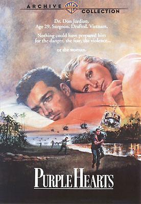 DVD Purple Hearts (1984) - Ken Wahl, Cheryl Ladd, Sidney J Furie dir.