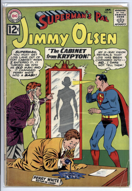 SUPERMANS PAL JIMMY OLSEN #66