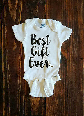 Baby Newborn Best Gift Ever Onesie - Misc Sizes