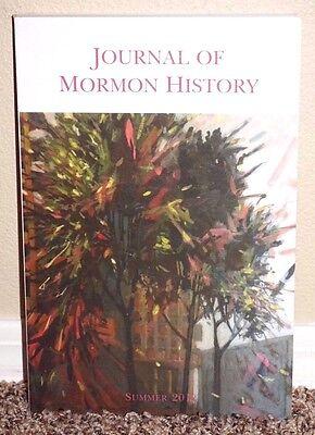 JOURNAL OF MORMON HISTORY VOL. 38 NO. 3 2012 SUMMER LDS PB JOSEPH ROMANTICISM ()