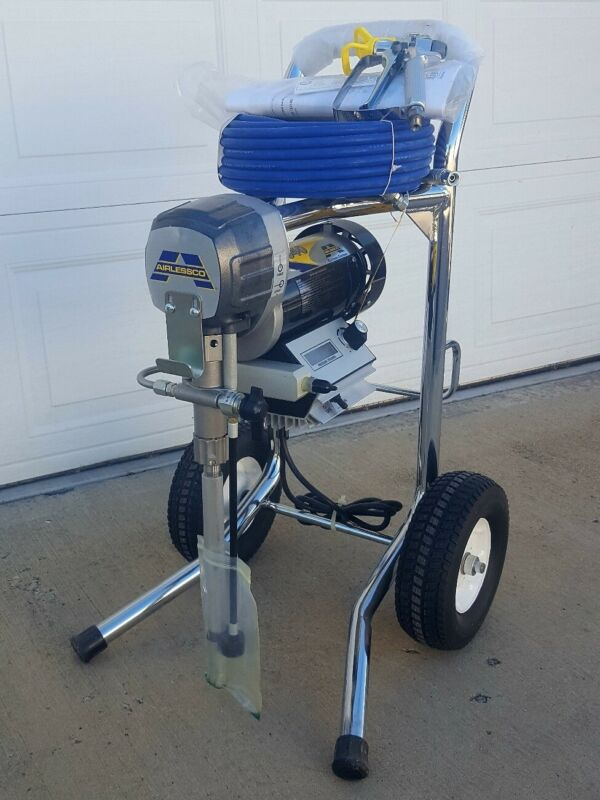 GRACO AIRLESSCO LP540 ELECTRIC AIRLESS PAINT SPRAYER,,LP655