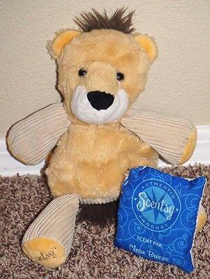 другое Scentsy Buddy Baby Roarbert Lion