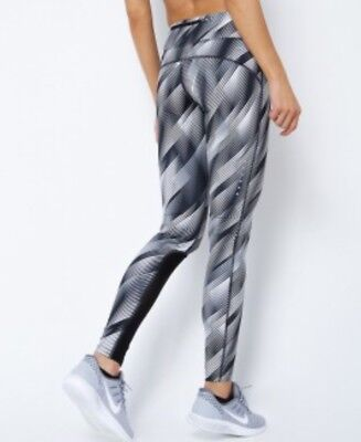 ef83c932534be2 Women's Nike Epic Run Power Printed Women`s Running Tights 831650-100 Small
