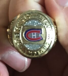 Molson Canadian NHL rings