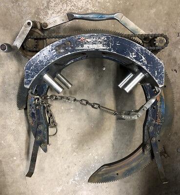 Hm Pipe Beveling Machine - Welding Pipe - Cutter - Modelno. 2 - 6-12