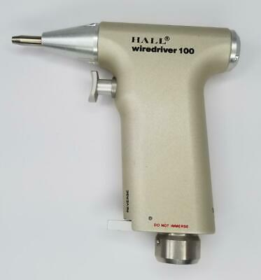 Zimmer Hall 5053-13 Orthopedic Micro Wire Driver 100 Handpiece