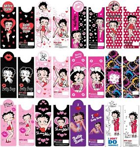 Betty-Boop-Magnetised-Bookmark-12-designs-available-Book-Marks