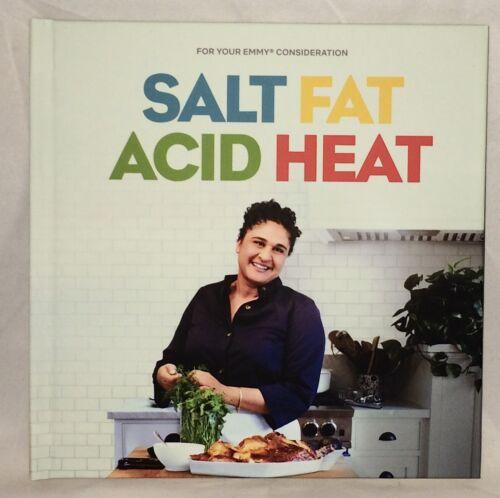 Salt Fat Acid Heat Samin Nosrat DVD 4 Episodes Season 1 FYC 2019 Emmy Netflix