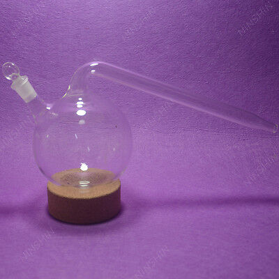Retort 500mlglass Flasklab Glasswarelab Pasteur Flask