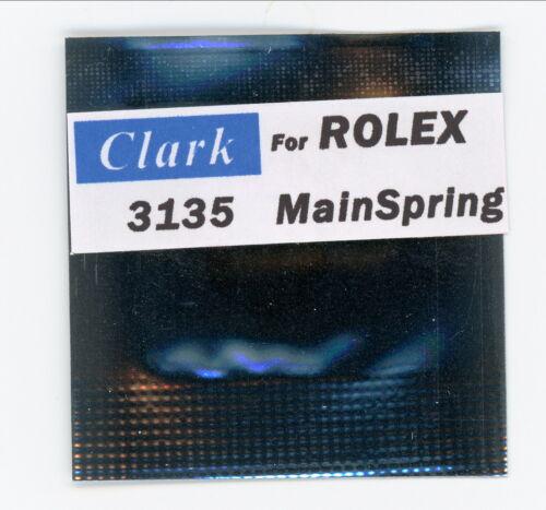 "3135 Mainspring replace 3135-311 for Rolex ""CLARK"""
