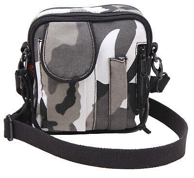 Excursion Organizer Shoulder Travel Bag City Urban Camo Rothco 2324