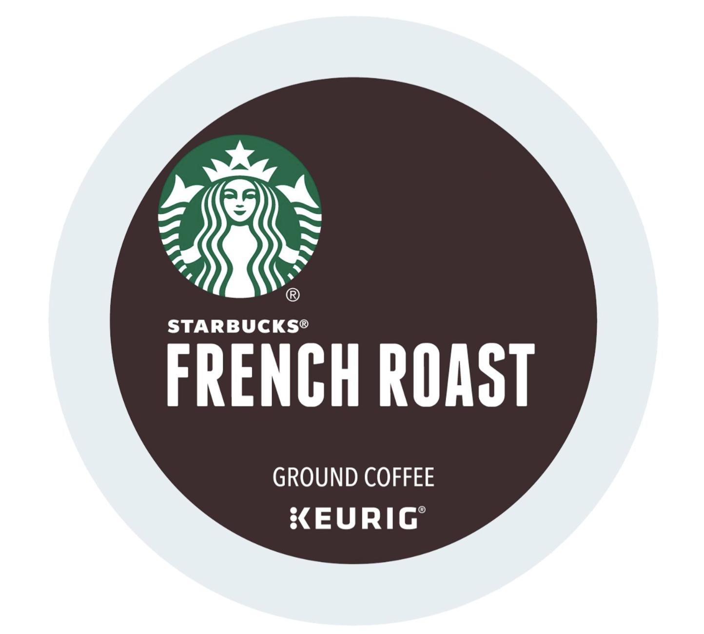 Keurig Starbucks® French Roast 16-pk. K-Cup® Portion