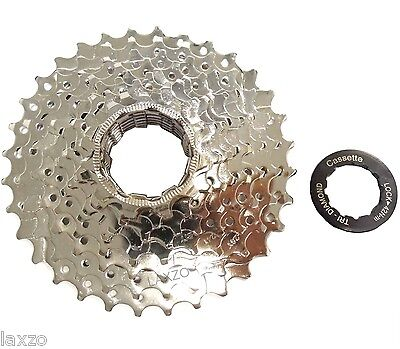 Bicycle Bike 8 Speed Index Cassette  -Tooth Sprocket MTB and Hybrid