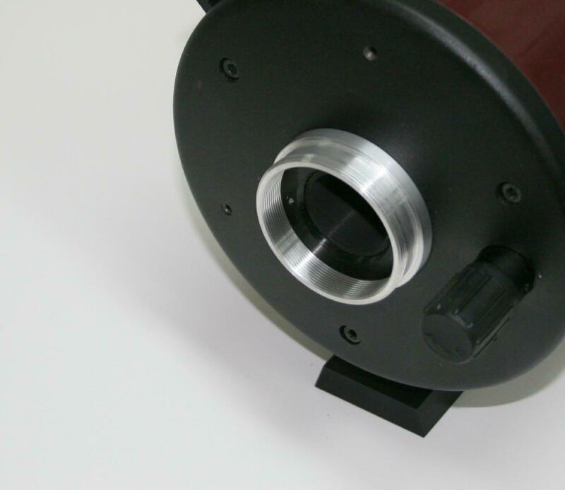 "ScopeStuff #SMSA - Adapter for Orion 127,150,180mm Mak to 2"" SCT ship to GERMANY"
