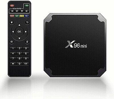 box tv iptv Mini Lecteur Multimédia en Continu Android 9.0 2Go RAM+16Go wifi fr