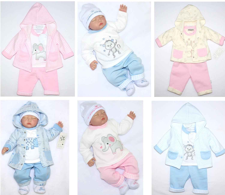 3T Baby  ♥ Mädchen ♥ Junge Set  ♥ Shirt  ♥  Sweatjacke ♥  Hose  ♥
