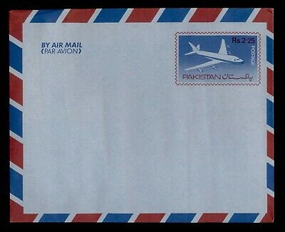 DR WHO PAKISTAN AIRMAIL STATIONERY UNUSED C242672