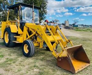 Massey-Ferguson MF50B Industrial Front End Loader.Farm loader.Perkins Inverell Inverell Area Preview