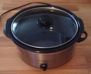Slow cooker $10