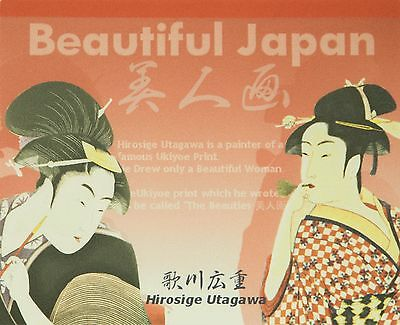 "Wafuu Mouse pad  Pictorial ""Beautiful JAPAN"""