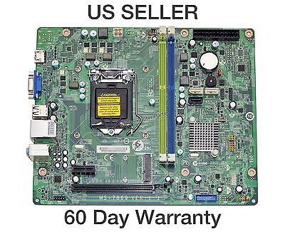Acer Aspire AXC-605 Intel Desktop Motherboard s115X MS-7869 DB.SRPCN.001
